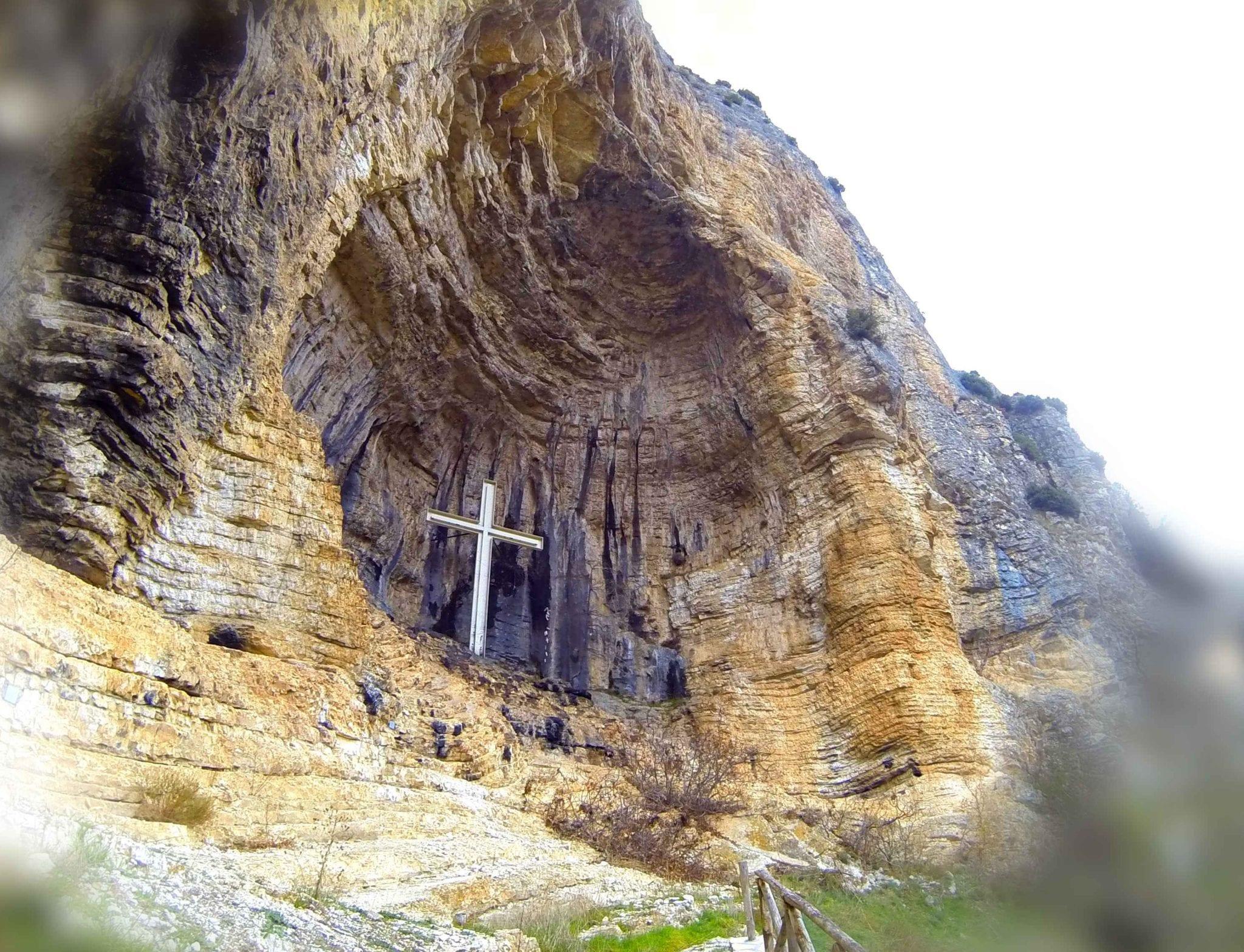 Grotta d'Oro - Roccaporena
