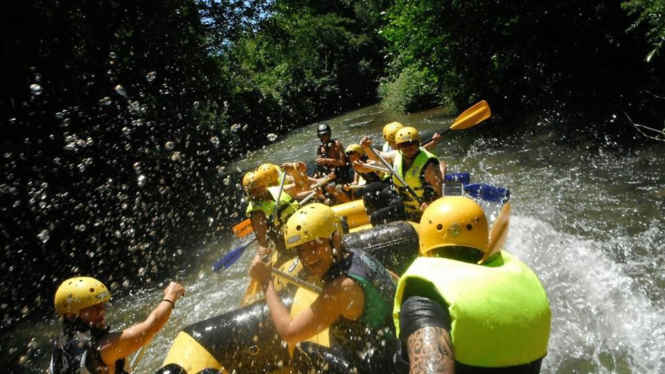 Escursione e Rafting in Umbria – Roccaporena e il fiume Corno
