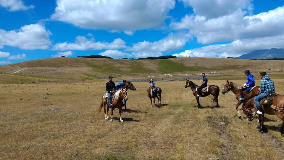Domenica 24 settembre una giornata a cavallo con sosta per il pranzo in agriturismo