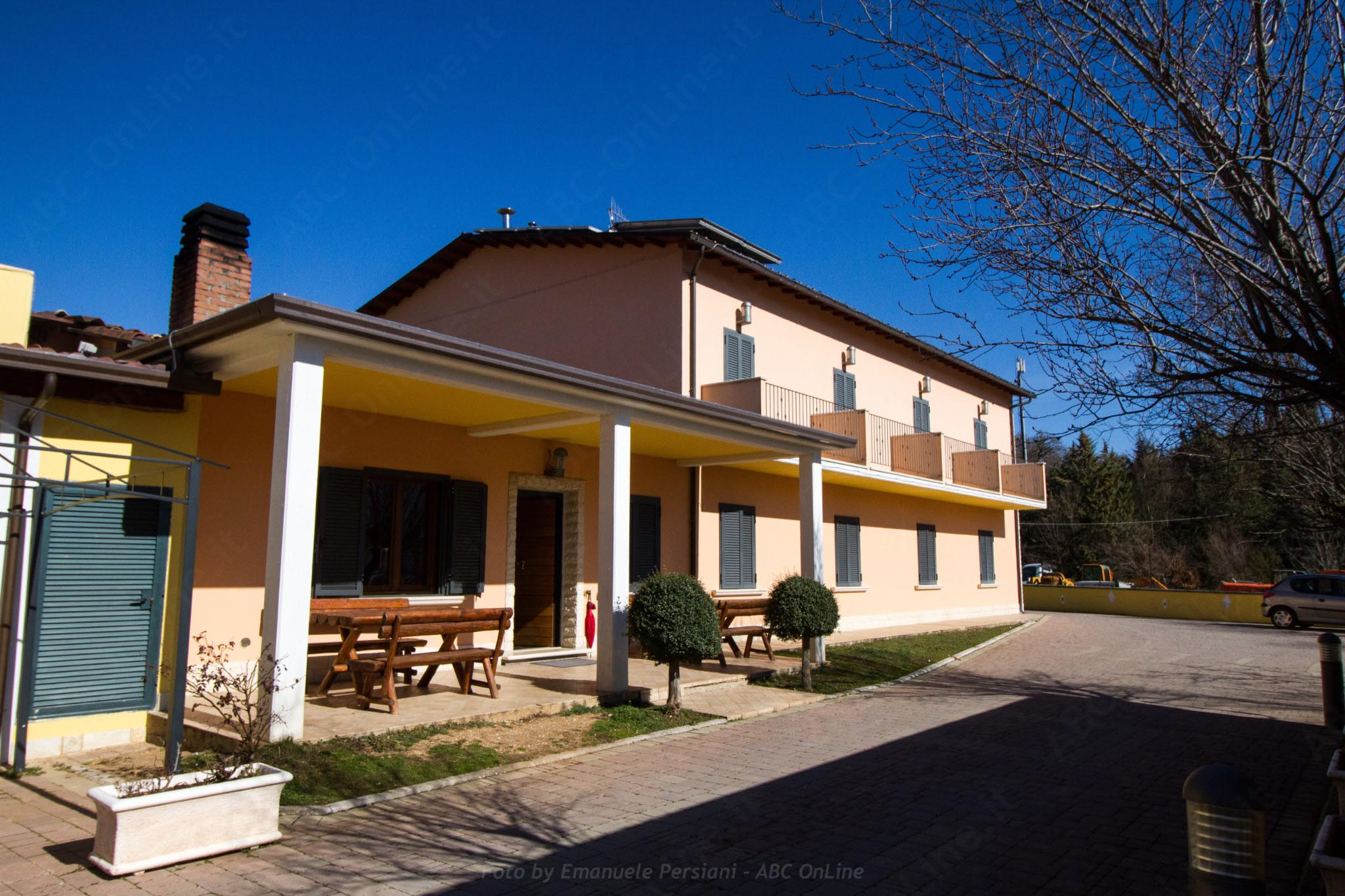 Hotel A Cascia Italia